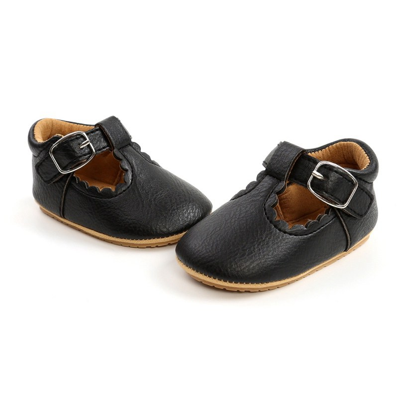 thumbnail 13 - Baby Sandals Newborn Boy Girl Non Slip Cloth Walking Shoes Trainer Shoes 0-18M U